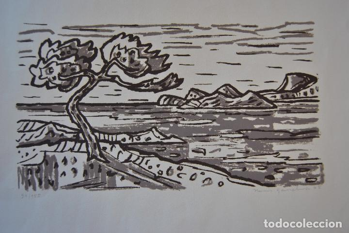 Arte: Litografia firmada. - Foto 3 - 168762050