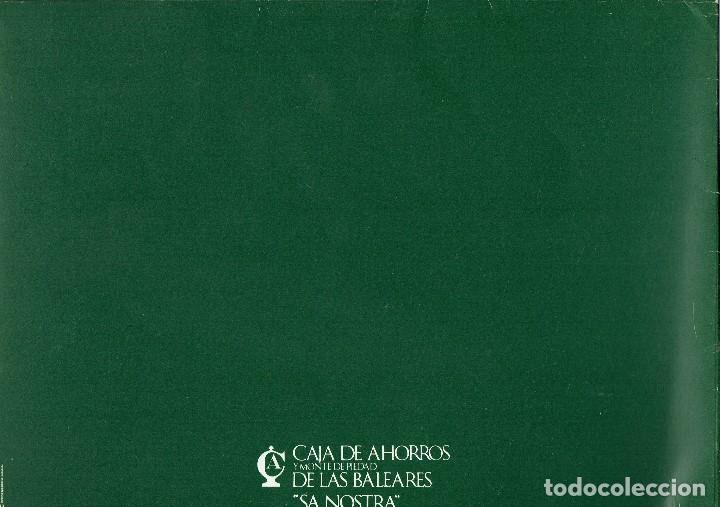 LITOGRAFIAS DE MENORCA DE DIE BALEAREN DEL ARCHIDUQUE LUÍS SALVADOR DE AUSTRIA. AÑO ¿? (MENORCA.2.4) (Arte - Litografías)