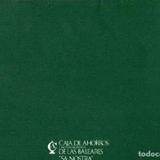 Arte: LITOGRAFIAS DE MENORCA DE DIE BALEAREN DEL ARCHIDUQUE LUÍS SALVADOR DE AUSTRIA. AÑO ¿? (MENORCA.2.4). Lote 168940304