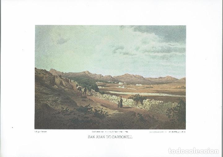 Arte: LITOGRAFIAS DE MENORCA DE DIE BALEAREN DEL ARCHIDUQUE LUÍS SALVADOR DE AUSTRIA. AÑO ¿? (MENORCA.2.4) - Foto 9 - 168940304