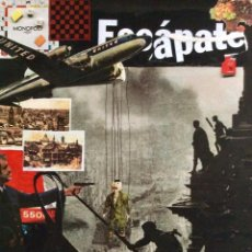 Arte: ARMAS ILEGALES 60X47CM EQUIPO MARAGDA 2004. GICLEÉ MANIPULADO A MANO. LEAN NUESTRAS CONDICIONES. Lote 169452020