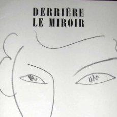 Arte: HENRI MATISSE - LITOGRAFIA ORIGINAL DLM. 28 X 38 CM. Lote 170957538