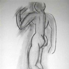 Arte: HENRI MATISSE - LITOGRAFIA ORIGINAL DLM. 28 X 38 CM. Lote 170957627