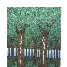 Arte: JOSÉ LUIS PASCUAL (1947). Lote 171107528