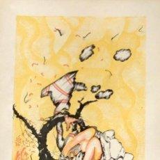 Arte: EDUARD ARRANZ BRAVO Y BARTOLOZZI - LITOGRAFÍA -. Lote 172008663