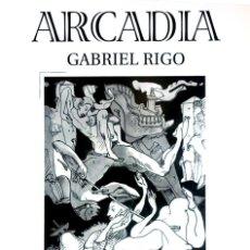 Arte: GABRIEL RIGO (1947). Lote 172824032