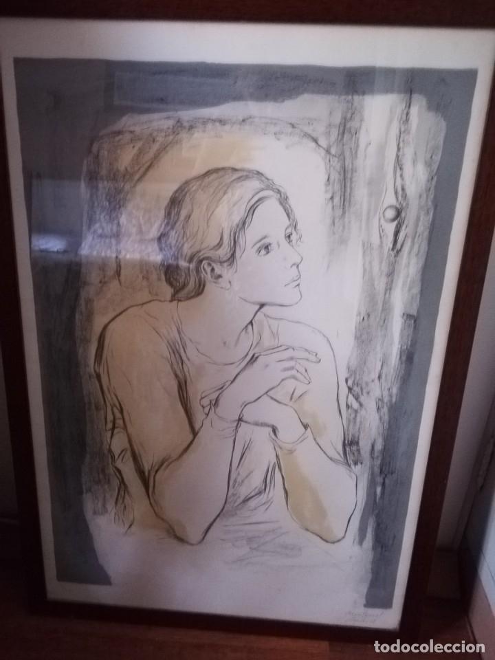 Arte: Montserrat Gudiol Limited Edition Lithograph - Foto 3 - 174000754