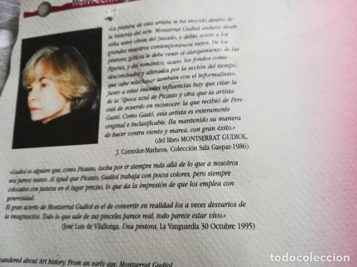 Arte: Montserrat Gudiol Limited Edition Lithograph - Foto 6 - 174000754