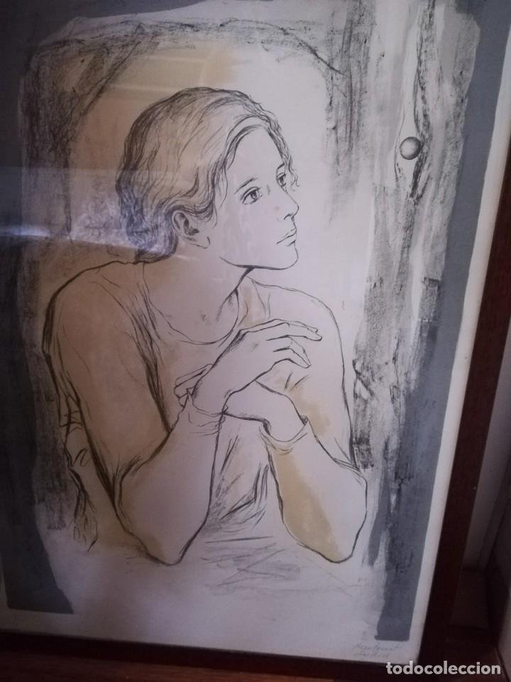 Arte: Montserrat Gudiol Limited Edition Lithograph - Foto 7 - 174000754