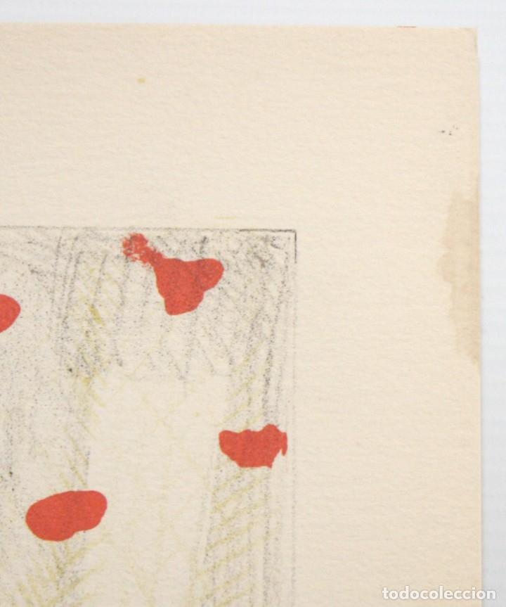 Arte: EDUARD ARRANZ BRAVO (BARCELONA, 1961) LITOGRAFIA ORIGINAL FIRMADA A LÁPIZ. TIRAJE: 49/125 - Foto 5 - 174432030