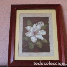 Arte: LITOGRAFIA, PINTORA VIVIAN FLOSCH TITULO MAGNOLIA DREAN 1. Lote 174570703