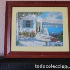 Arte: CASA EN LA COSTA. Lote 174571478