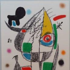 Arte: MIRÓ, VARIACIONES ACRÓSTICAS. Lote 175444929