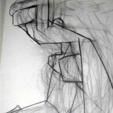 Arte: HENRI MATISSE - LITOGRAFIA ORIGINAL DLM. 28 X 38 CM. Lote 175605474