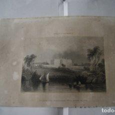Arte: LOTE DE 39 LITOGRAFIAS EEUU PRESIDENTES GENERALES BARCOS... SXIX SXX. Lote 175858283
