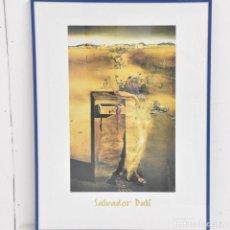 Arte: PÓSTER SALVADOR DALI 2002 ESPAÑA. Lote 175878470