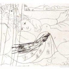 Arte: PABLO PICASSO - SUITE VOLLARD - ED. HATJE 1956. Lote 175990897