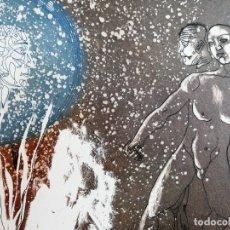 Arte: JORGE CASTILLO. GRABADO. Lote 176019457