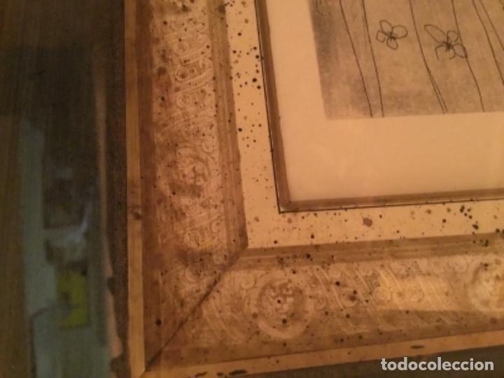 Arte: Picasso suite vollard, Lamina enmarcada. - Foto 8 - 176283334