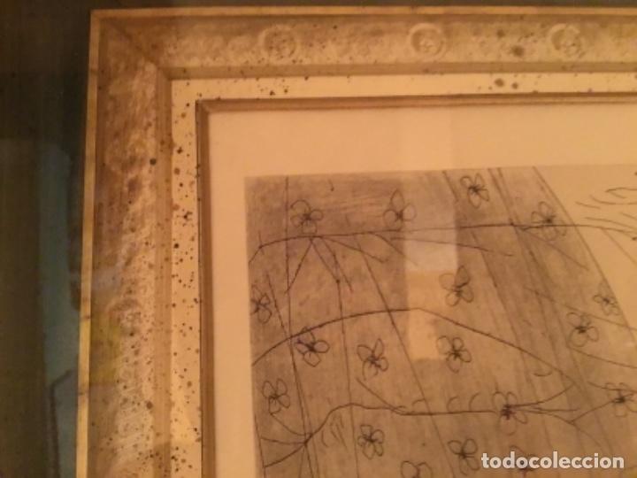 Arte: Picasso suite vollard, Lamina enmarcada. - Foto 9 - 176283334