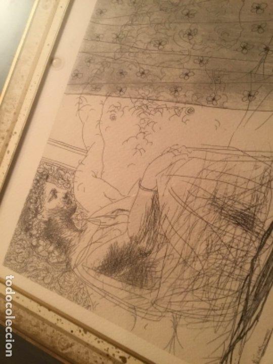 Arte: Picasso suite vollard, Lamina enmarcada. - Foto 10 - 176283334