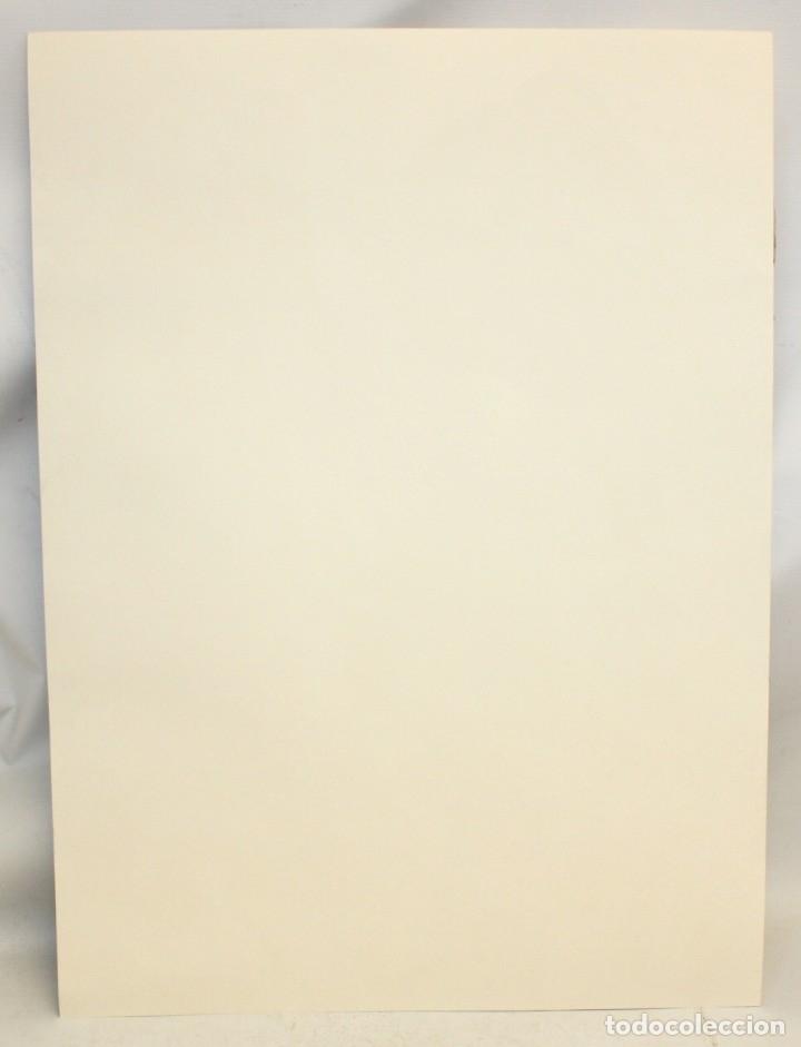 Arte: JOAN JOSEP THARRATS (Gerona, 1918 - Bcn, 2001) LITOGRAFIA ORIGINAL FIRMADA A LÁPIZ. TIRAJE: XVI/XCIX - Foto 5 - 176648342