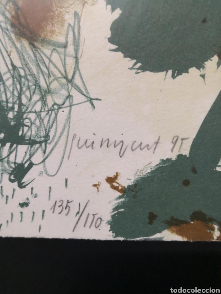 Arte: Litografia Guinovart numerada y firmada. - Foto 2 - 176717650