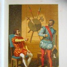 Arte: LITOGRAFÍA MATEU, BARQUILLO, 4 Y 6 MADRID. POR AQUÍ ES LA SALIDA GOBERNADOR. . Lote 176838332