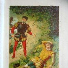 Arte: LITOGRAFÍA RODRÍGUEZ, MESONERO ROMANOS, 22. DUERME! MORIRÁ!. Lote 176838733