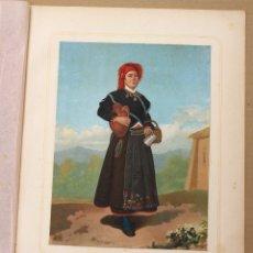 Arte: CROMOLITOGRAFIA FERRALEZA. PROVINCIA DE LEON. AÑO 1873. Lote 176903918