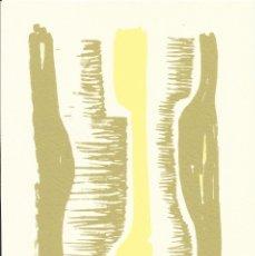 Arte: EMÍLIA XARGAY. LITOGRAFÍA NUMERADA 422/500. FIRMADA A MANO. 1978. 21X15 CM. BUEN ESTADO.. Lote 177577792
