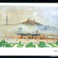 Arte: FRANCESC ARTIGAU (1940). Lote 177986054