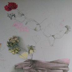 Arte: BRUNO BRUNI. LITOGRAFÍA NUMERADA Y FIRMADA. Lote 178608286