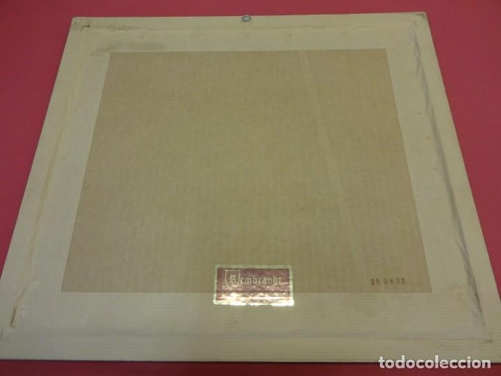 Arte: Interesante litografia de arte contemporáneo. Numerada 6/20. Firmada por el artista. 16 x 12 ctms - Foto 5 - 178956867