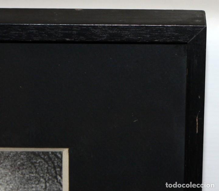 Arte: MODEST CUIXART TAPIES (1925 - 2007) LITOGRAFIA ORIGINAL FIRMADA Y DEDICADA A LÁPIZ - Foto 7 - 180186276