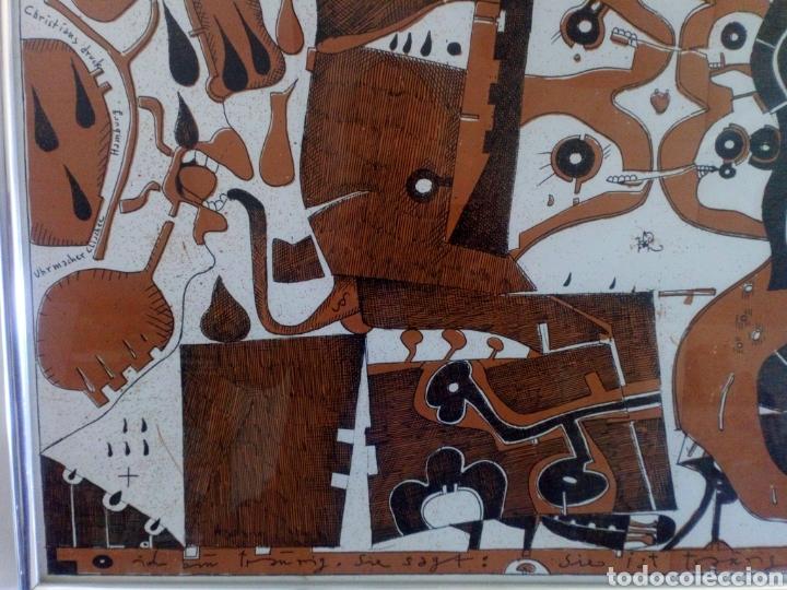 Arte: LITOGRAFÍA. HORST JANSSEN - Foto 4 - 180857417