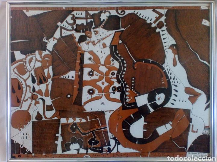 LITOGRAFÍA. HORST JANSSEN (Arte - Litografías)