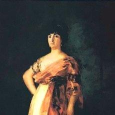 Arte: FRACISCO DE GOYA Y LUCIENTES (1746-1828). Lote 181340476