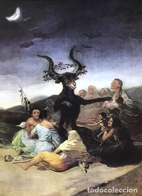 FRACISCO DE GOYA Y LUCIENTES (1746-1828) (Arte - Litografías)