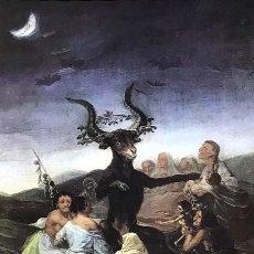 Arte: FRACISCO DE GOYA Y LUCIENTES (1746-1828). Lote 181343691
