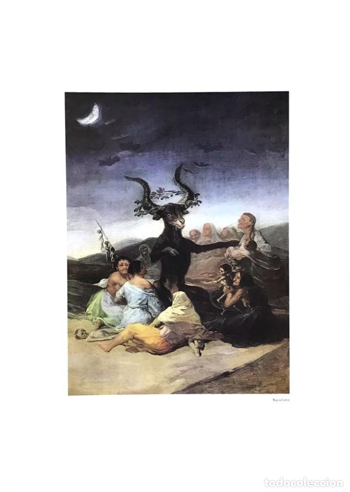 Arte: FRACISCO DE GOYA Y LUCIENTES (1746-1828) - Foto 2 - 181343691