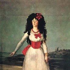 Arte: FRACISCO DE GOYA Y LUCIENTES (1746-1828). Lote 181343885