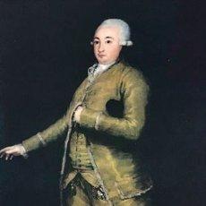 Arte: FRACISCO DE GOYA Y LUCIENTES (1746-1828). Lote 181344370