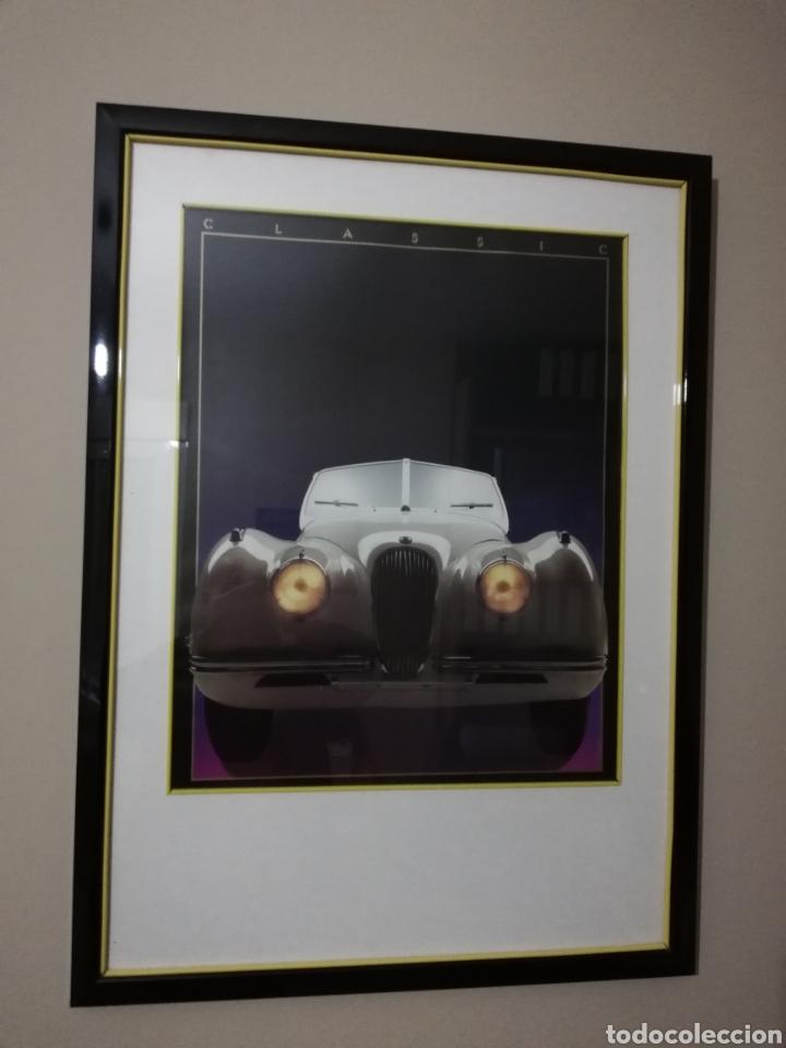 Arte: Pareja Cuadros litografías coches (Recoger en tienda) - Foto 3 - 181358162