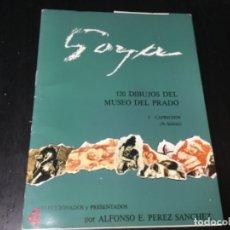 Arte: LOS CAPRICHOS DE GOYA 36 LÁMINAS -LOTE 4. Lote 181429586