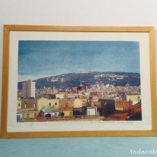 Arte: LITOGRAFIA P/A FIRMADA J. ROCA SASTRE . Lote 181733423