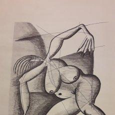 Arte: DOS OBRAS DE KOLDO AZPIAZU 1978. Lote 182780630