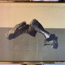 Arte: LITOGRAFIA CANOGAR ORIGINAL, FIRMADA. Lote 183432961