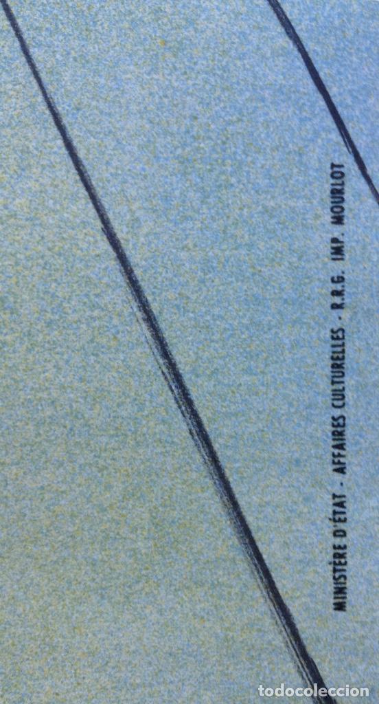 Arte: TOULOUSE-LAUTREC CARTEL IMPR. MOURLOT HENRY DESCHAMPS - Foto 5 - 183618968
