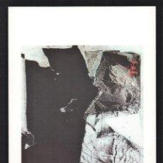 Arte: MORAGO / COMPOSICIÓN. LITOGRAFÍA FIRMADA Y NUMERADA A LÁPIZ XXI / XXX. A ESTRENAR. *( LUTRA, ITALIA. Lote 24827380